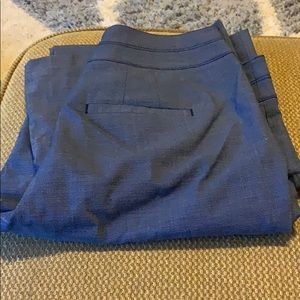 White House black market pants size 10 regular